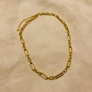 Madewell chain necklace